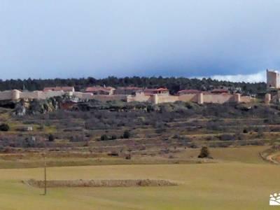 Fuentona y Sabinar de Calatañazor;hoces de cabriel viajes puente de diciembre pelegrina actividades